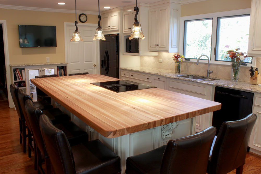 Hickory Countertops