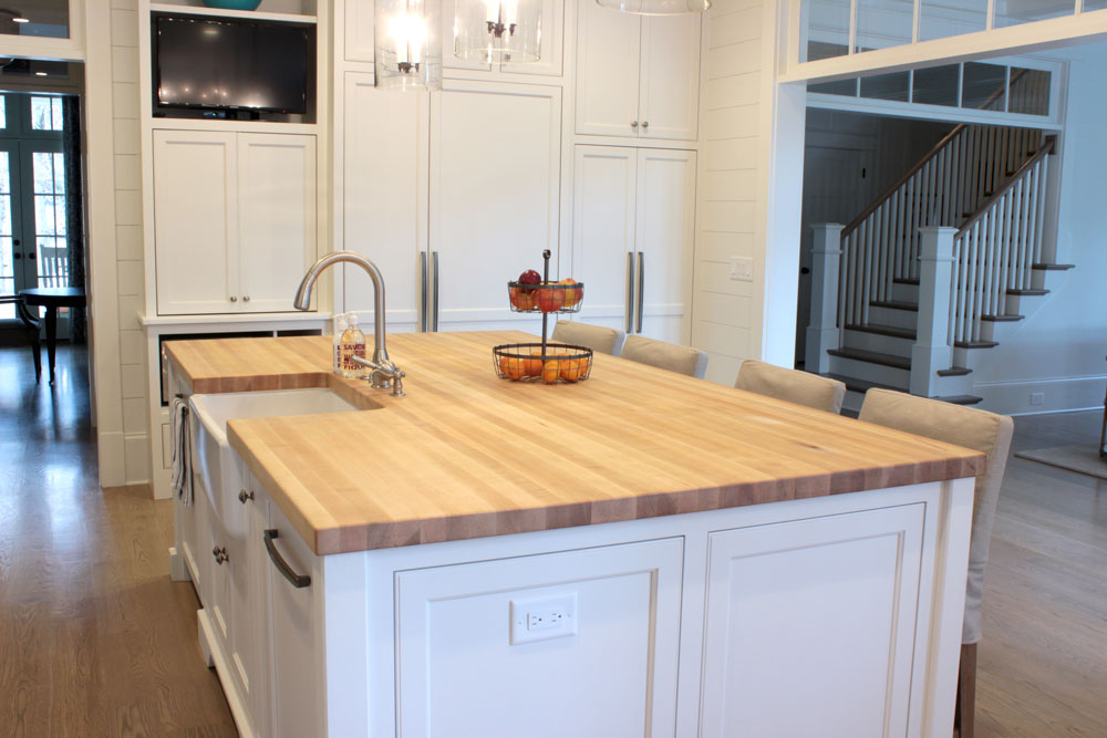 Best Finish For Butcher Block Countertop: Maple Countertops
