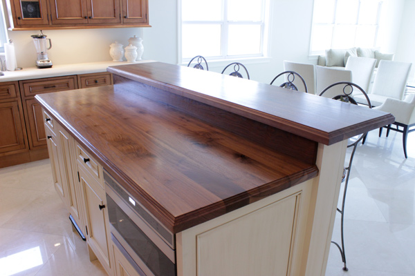 walnut countertops j aaron custom wood countertops chestnut table with cast iron legs reclaimed wood furniture
