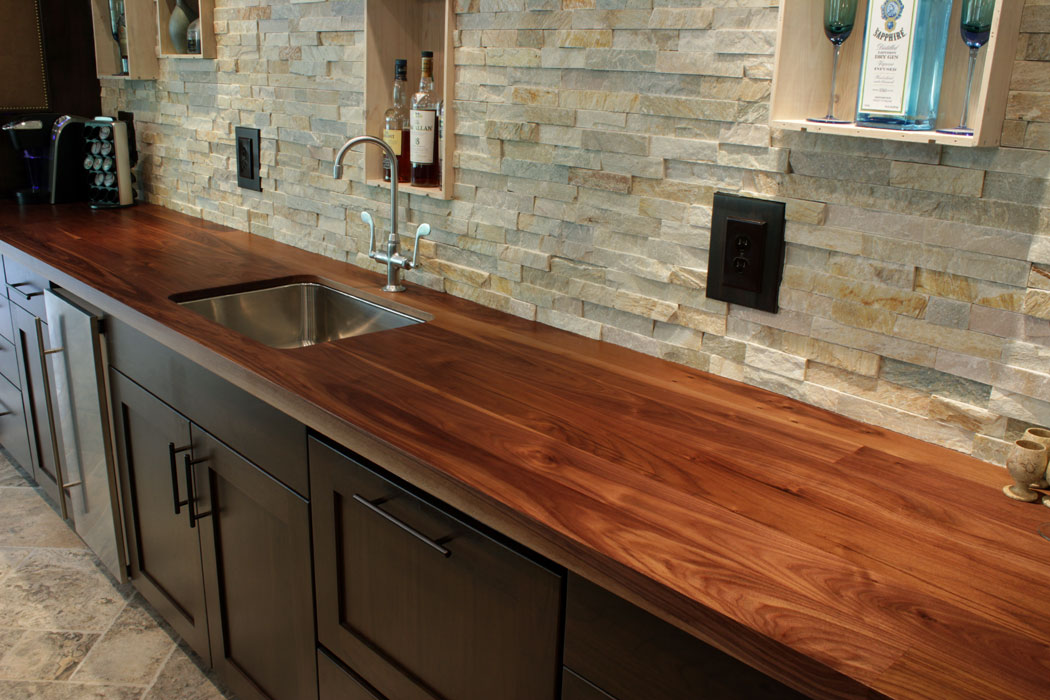Wood Countertops Diy Diy Wood Countertops Style Easy Diy Wood