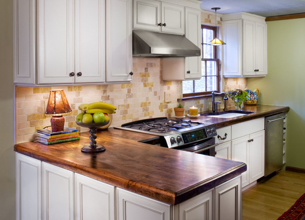 Walnut Countertops