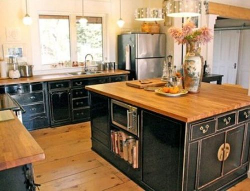 Recycling Kitchen Countertops, Cabinets and Fixtures