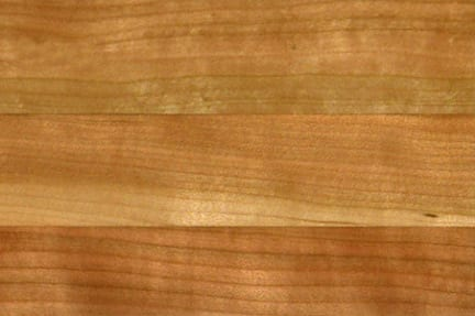 Edge Grain American Cherry