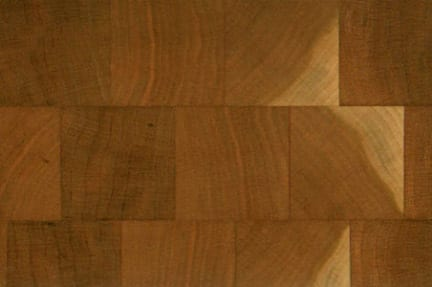 End Grain American Cherry