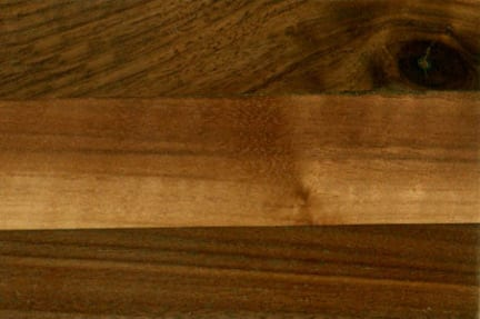 Edge Grain Walnut Countertop Thumbnail