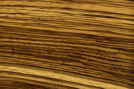 Plank Zebrawood