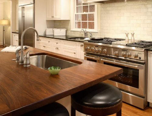 Are Your Wood Countertops Cracking? - J. Aaron