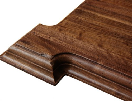 Distressing Your DIY Wood Countertop Like A Pro