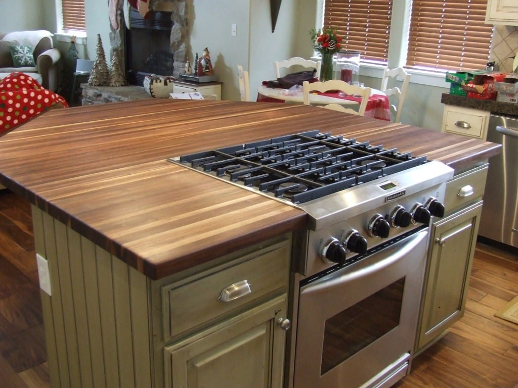 keeping wood cutting surfaces clean and sanitary  j. aaron, Kitchen design
