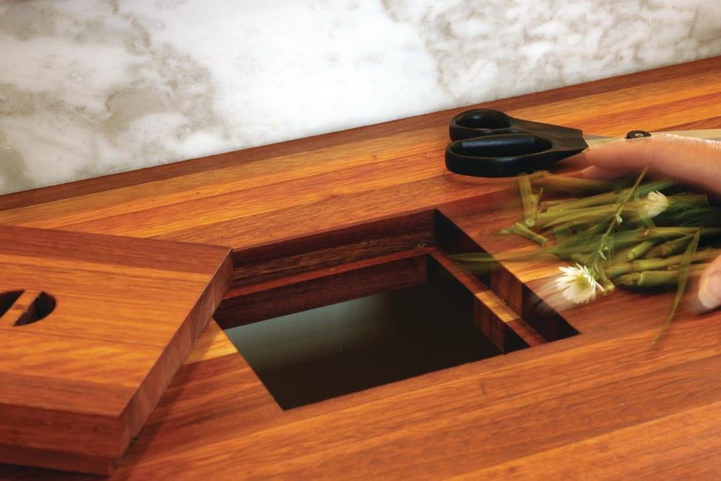 Extra Options In Wood Countertops J Aaron