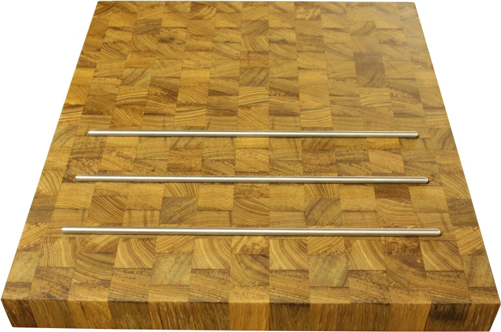 Teak butcher Block