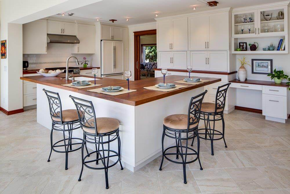 Are Hardwood Countertops a Durable Choice for the Kitchen - J. Aaron